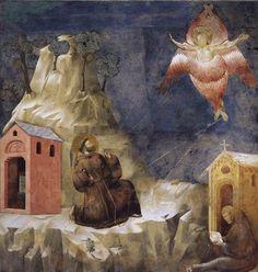 Una mañana, hacia la fiesta de la Exaltación de la Santa Cruz, que es el día 14 de Septiembre, hallándose en oración, se sintió tan abrasado en incendios del divino amor, y con tan inflamados deseos de ser semejante a Cristo crucificado.