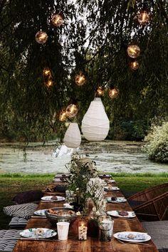 Une série de lanternes pour un déjeuner cosy, House Doctor