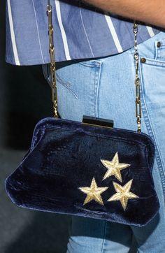 miss-mandy-m:  Starry-Eyed Bag- Velvet Americana Ohne Titel NYFW