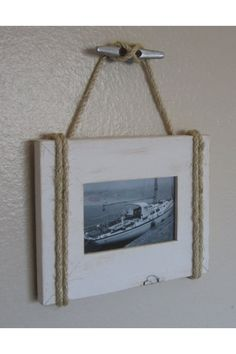 Love this for hanging signs!