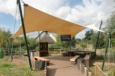 BASE tensile structure
