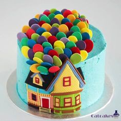 Disney Party Ideas:  Up Party