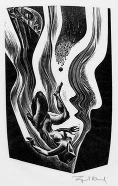 Lynd Ward Song Without Words 1936 novel in woodcuts - fertility Art Prints, Scratchboard, Painting Illustration, Linocut, Relief Printmaking, Art, Woodcut, Printmaking Art, Print Inspiration