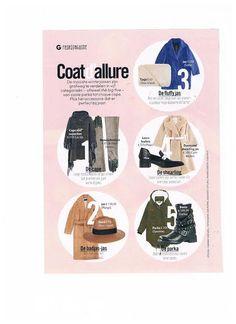 Carin Wester winter coat in Glamour. #CarinWester #Glamour #Magazine #Winter #Coat #Fashion #October #Shopper