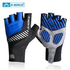 summer Anti-slip cycling gloves half finger gel MTB road mountain Bicycle bike Gloves breathable sport Gloves RH316