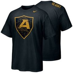 Nike Army Black Knights Army-Navy Game CPRS T-Shirt - Black