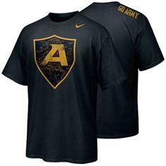 Nike Army Black Knights Army-Navy Game CPRS T-Shirt - Black