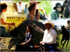 I love the the first movie of flicka