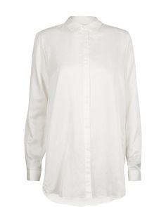 MOS MOSH // Norr Silk Shirt
