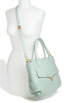 botkier 'valentina' satchel #springisintheair