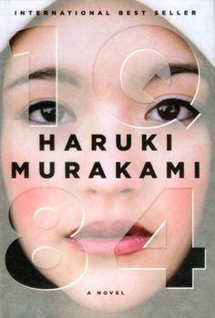 IQ84 by Haruki Murakami (Random House). Designer: Chip Kidd. Art Director: Chip Kidd