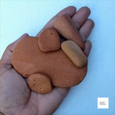 Sea Terracotta Pieces, Beach Found Tile Fragments, Sea Worn Beach Roof Tile Pieces, Sea Pottery Shards, Genuine Sea Pottery, Mosaic Supply Mosaic Supplies, Craft Supplies, The Shard, Roof Tiles, Sun Dried, Beach Fun, Pebble Art, Gingerbread Cookies, Terracotta