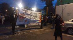 Alexey Salas Garrido / Celular / 30-10-15/ Procesión día de muertos E.N.P 6