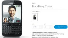 US Mobile offering the BlackBerry Classic for $499 - http://blackberryempire.com/us-mobile-offering-blackberry-classic-499/ #BlackBerry #Smartphones #Tech