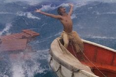 Check out a new image from Ang Lee's movie Life of Pi