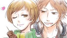 Chie & Yosuke