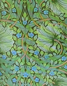 Pimpernel - William Morris