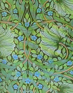 Pimpernel - William Morris