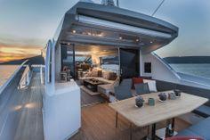 Турецкая верфь Numarine представляет свою новую моторную яхту Numarine 70HT -> все о больших и малых яхтах на портале www.ruyachts.com #yacht #yachts #yachting