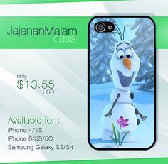 Disney frozen case Olaf iphone case iphone 4 case by jajananmalam, $13.99