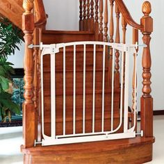 To Mount Baby Gate To Irregularly Shaped Banister Post