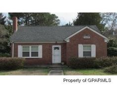 NEW LISTING Priced @ $124,900.00!!  Great location and close to University!!  4 bedroom 2 full bath home. This home is move-in ready with new windows, freshly painted, refinished hardwoods, new roof and new appliances. Updated electrical system, new doors! This is a spacious home on a corner lot, tons of charm. Could be a show place.