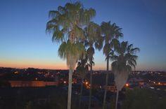 Vista do meu quarto em Bagé - RS - Brasil