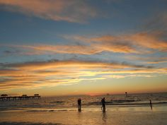 Clearwater Beach....Sunset....9-22-12
