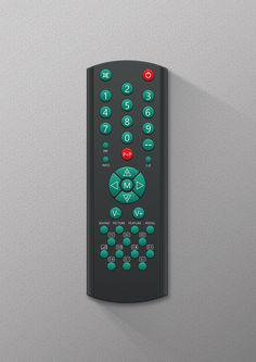 In this tutorial you will learn how to create a semi-realistic vector TV Remote in Adobe Illustrator. You will find out how to add shadows and highlights to your TV Remote using different Blending Modes and how to create several other interesting effects.