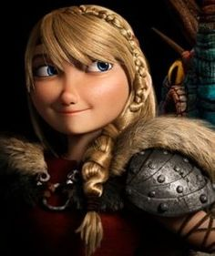 Details for creating an Astrid (How to Train Your Dragon 2) costume