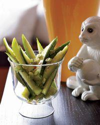 Taiwanese Sesame Cucumbers Recipe on Food & Wine