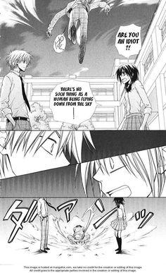 Manga - Kaichou wa Maid-sama