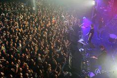 Би-2 представили в Белгороде свой студийный альбом #16плюс. 9 марта 2015 года. Клуб «ЧА:Сы»