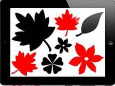 The Infant Visual Stimulation App provides 120 pattern images and selected sight words. These images and words are displayed in high contrast patterns and in the colors of red/black/white. The patterns can be changed automatically or manually by swiping the screen. *pinned by WonderBaby.org
