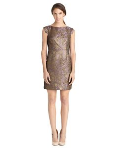 Women's Apparel | Party/Cocktail | Brocade Sheath Dress | Lord and Taylor