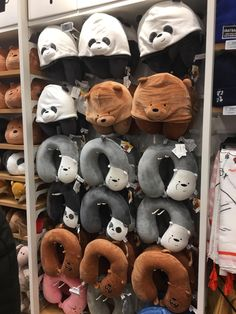 We Bear, Cute Pillows, We Bare Bears, Disco Party, Line Friends, Plushies, Crafts For Kids, Creations, Girly