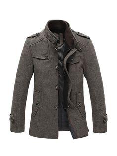 Charles Wool Jacket