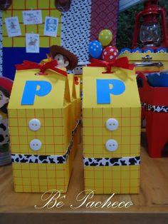 TUDO PRA SUA FESTA: Tema - Toy Store
