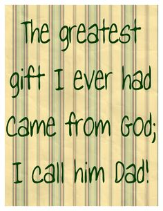 Ten Free Fathers Day Printables | I Gotta Try That...