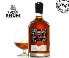 DÉCOUVREZ LA NOUVELLE CUVÉE HSE ╳ LA CONFRÉRIE DU RHUM ☞ http://www.histoiredurhum.com/secrets-rhum-martinique/ Tolle Geschenke mit Rum gibt es bei http://www.dona-glassy.de/Geschenke-mit-Rum:::22.html