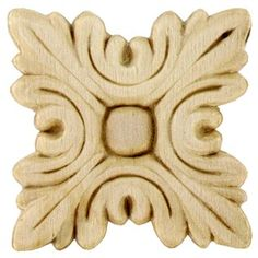 artistic appliques serrated square wood appliques shop hobby lobby appliques for furniture
