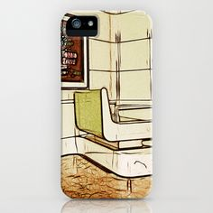 At the Movies iPhone Case by F Photography and Digital Art - $35.00