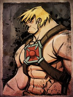 He-Man: Defender of Eternia by Mike Henry at Zatransis.deviantart.com on @deviantART  #MOTU
