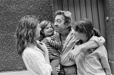The Gainsbourg family