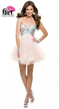 Flirt Prom by Maggie Sottero Dress P4883 | Terry Costa Dallas @Terry Song Song Costa  #flirtprom