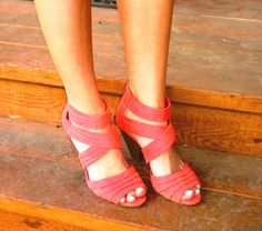 My favorite shoes. :) H  M