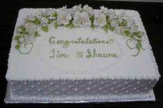 sheet cake designs - Google Search