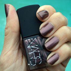 b8c62ba36e0d Nars Sherwood nail polish for winter 2015 review
