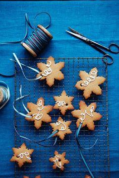 Pepperkaker Spice Cookies