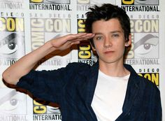 I love Asa Butterfield. | The 17 Rising British Actors Most Likely To Do A Cumberbatch